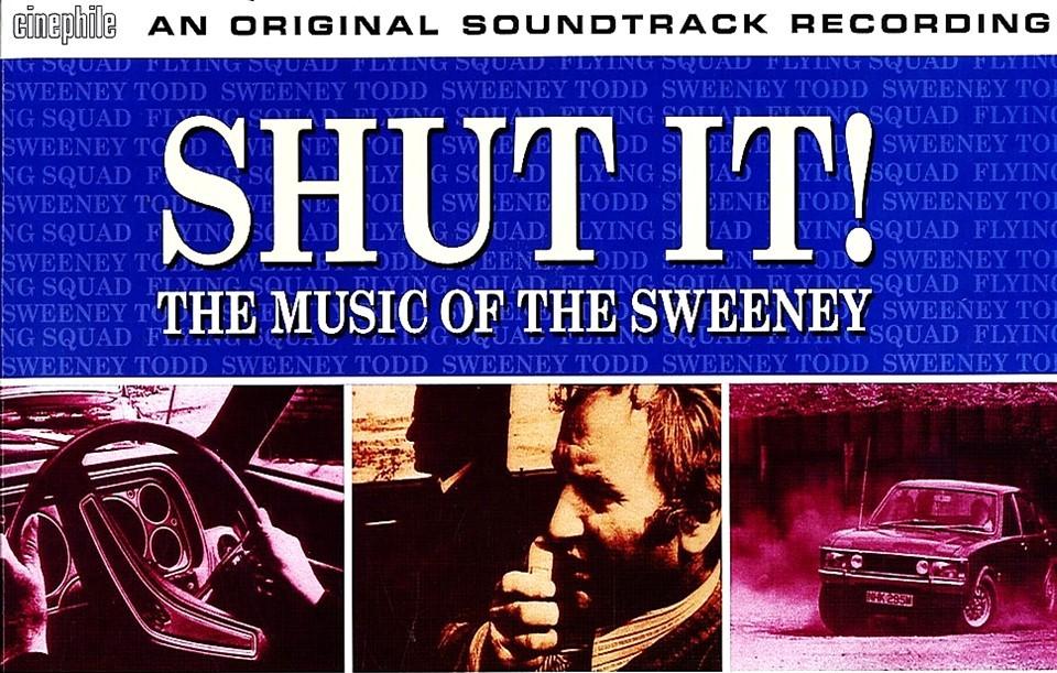 Shut it sweeney cd